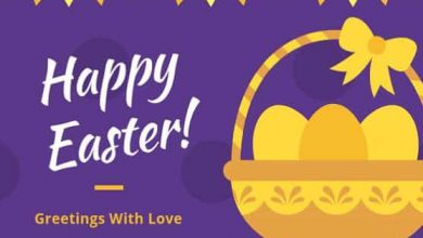 Easter Well Wishes 390x220 - Easter Well Wishes
