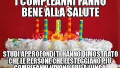 Frasi Belle X Compleanno Immagini 390x220 - Frasi Belle X Compleanno Immagini