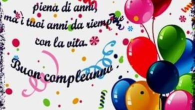 Frasi Belle Per Compleanno Immagini Greetings Images