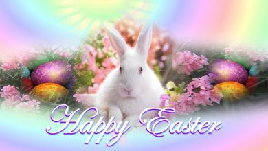 Free Easter Wallpaper 390x220 - Free Easter Wallpaper