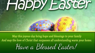 Happy Easter Card 390x220 - Happy Easter Card
