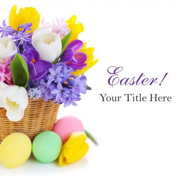Happy Easter Family Friends - Happy Easter Family & Friends