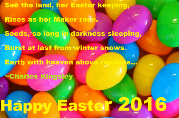 Happy Easter From - Happy Easter From