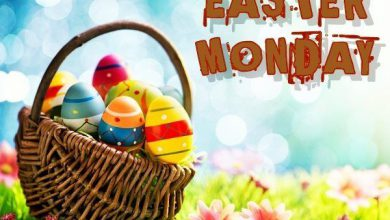 Happy Easter Greetings Message 390x220 - Happy Easter Greetings Message