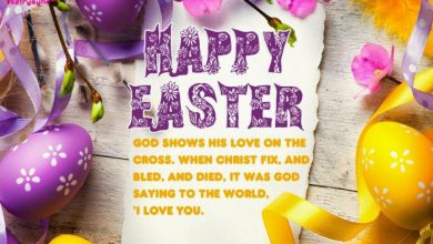 Happy Easter Post 390x220 - Happy Easter Post