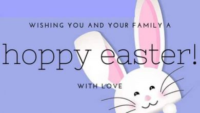Happy Easter To A Special Friend 390x220 - Happy Easter To A Special Friend