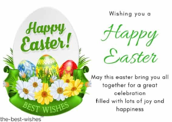 Happy Easter Wishes Reply - Happy Easter Wishes Reply