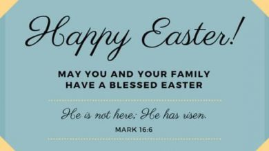 Religious Easter Greetings 390x220 - Religious Easter Greetings