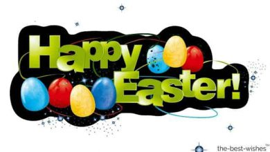 Simple Easter Message 390x220 - Simple Easter Message
