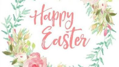 Wishing Everyone A Happy Easter 390x220 - Wishing Everyone A Happy Easter