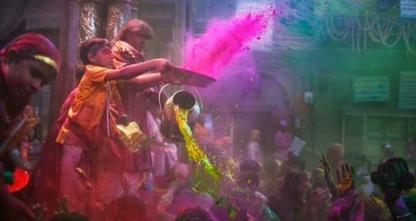 About Holi Festival In Hindi Language - About Holi Festival In Hindi Language
