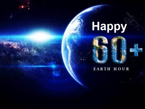 Earth Hour wishes - Happy Earth Hour wishes