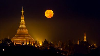Full Moon Day of Tabaung
