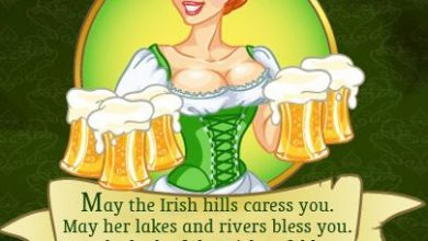 Funny Irish Blessings For St Patricks Day 390x220 - Funny Irish Blessings For St Patrick's Day