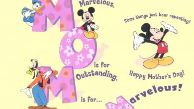 Greetings To Mom On Mothers Day 390x220 - Greetings To Mom On Mother's Day
