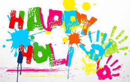 Happy Holi In Hindi - Happy Holi In Hindi