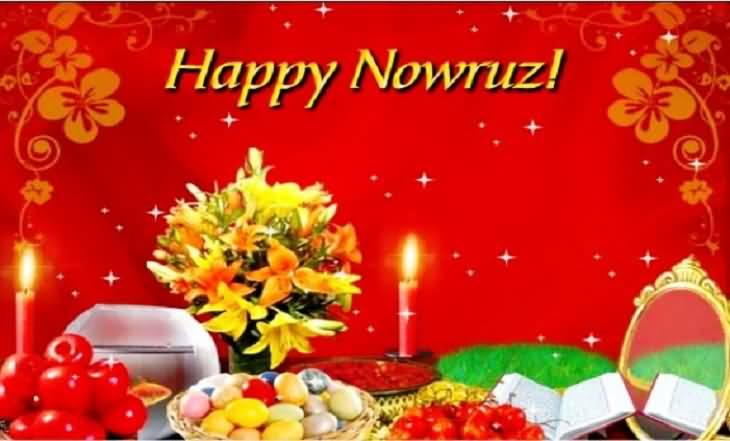 Happy Norooz Wishes - Happy Norooz Wishes