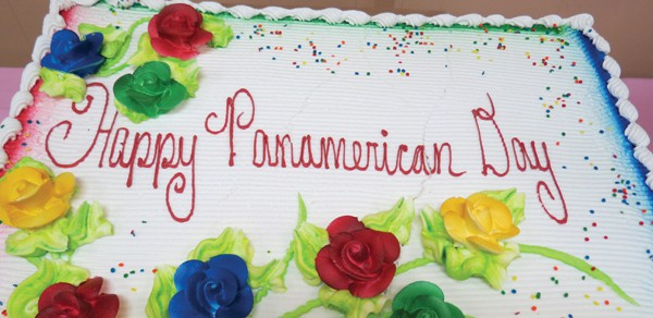 Happy Panamerican Day 1 - Happy Panamerican Day