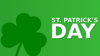 Happy Patricks Day 390x220 - Happy Patrick's Day