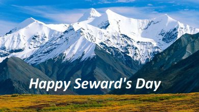 Happy Seward's Day