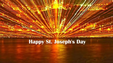 Happy St. Joseph's Day