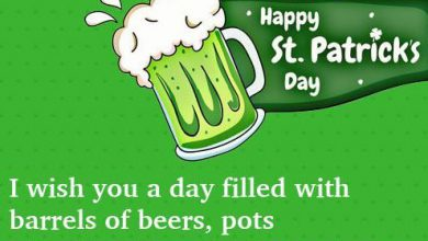 Happy St Patrick Day Greetings 390x220 - Happy St Patrick Day Greetings