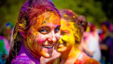 Holi Festival Events 390x220 - Holi Festival Events