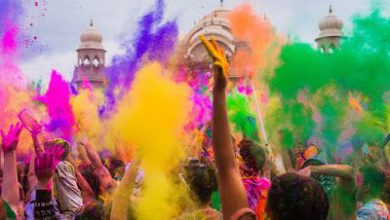 Holi In Hindi Wikipedia 390x220 - Holi In Hindi Wikipedia