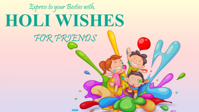 How To Celebrate Holi 390x220 - How To Celebrate Holi