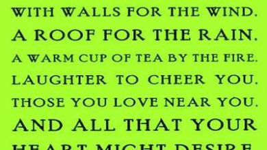 Irish Thank You Quotes 390x220 - Irish Thank You Quotes