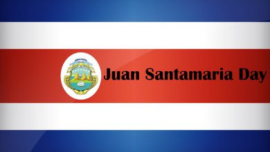 Juan Santamaria Day 390x220 - Juan Santamaria Day wishes