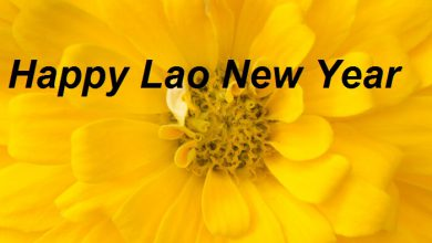 Lao New Year
