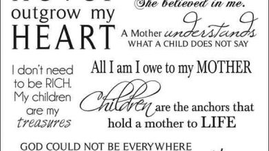 Mothers Day Message To My Mother 390x220 - Mother's Day Message To My Mother