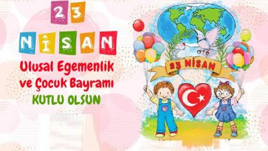 National Sovereignty and Childrens Day 390x220 - National Sovereignty and Children's Day wishes