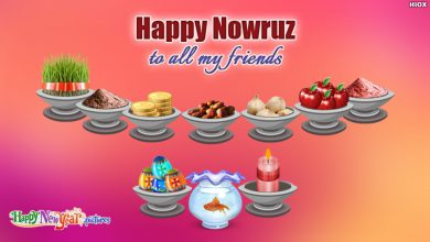 Nowruz Greeting Message 390x220 - Nowruz Greeting Message