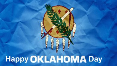 Oklahoma Day wishes