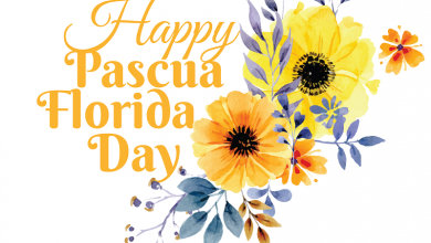 Pascua Florida Day wishes