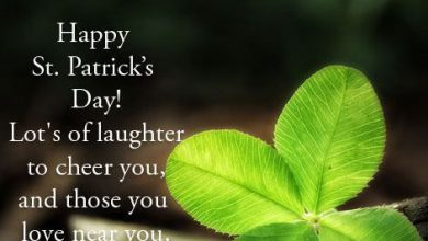St Patricks Day Quotes 390x220 - St Patricks Day Quotes