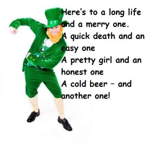 St Pattys Day Funny Sayings - St Patty's Day Funny Sayings