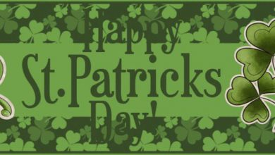 St Pattys Day Wishes 390x220 - St Patty's Day Wishes
