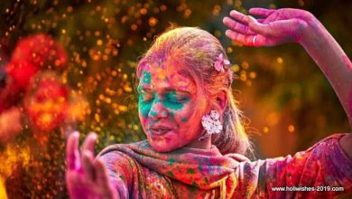 Story Behind Holi Festival In India 390x220 - Story Behind Holi Festival In India