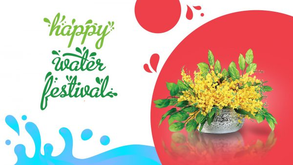 Thingyan Water Festival New Year Celebration - Thingyan Water Festival - New Year Celebration