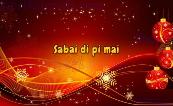 happy new year in lao - Lao New Year wishes