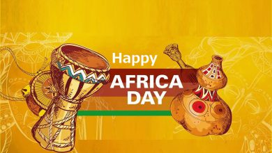 Africa Day 390x220 - Happy Africa Day wishes