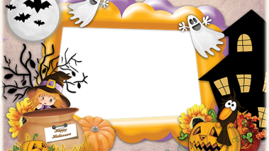 Are you ready for Halloween photo frame 390x220 - Are you ready for Halloween photo frame