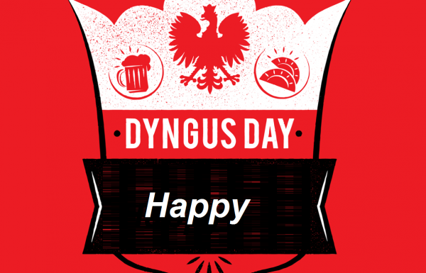 Dyngus day wishes