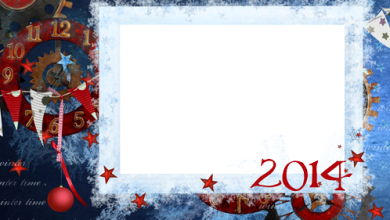 Final count down to the New Year photo frame 390x220 - Final count down to the New Year photo frame