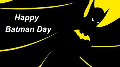 Happy Batman Day