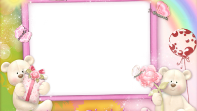 Happy Easter with cute chicks photo frame 390x220 - Happy Easter with cute chicks photo frame