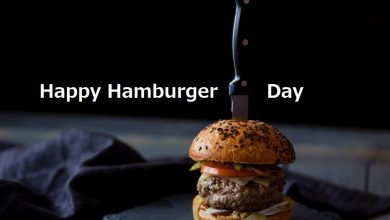 Happy Hamburger Day